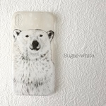 iPhone ケース ❤︎ Polar bear  : IV