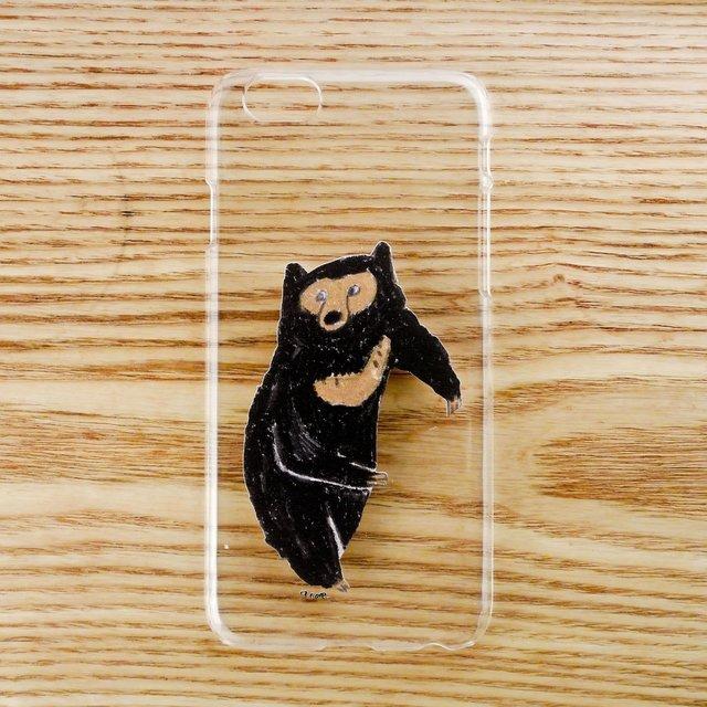 【iPhone6/6sケース】マレーグマ