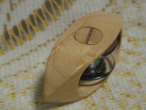ボビン(11.5mm)式 バーズアイメープル