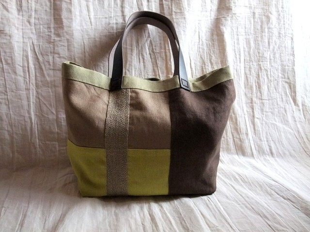 itoiro bag (khaki)