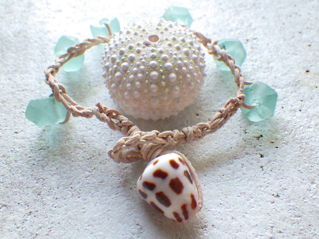 Seashell Beach Wrap Bracelet
