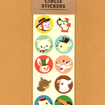 CIRCLE STICKERS 2