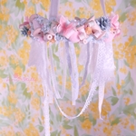 Flying Wreath  ***bobbin pastel