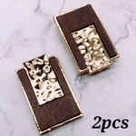 【woos3615chmm】【2個】wood charm