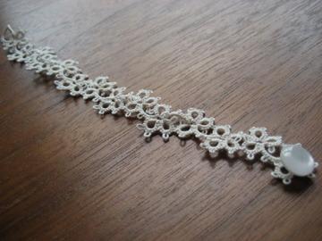 bracelet みつばオフホワイト