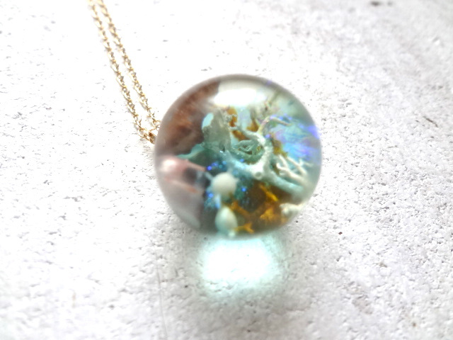 Seascape Necklace UU