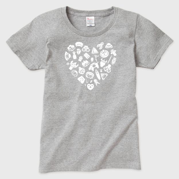 縄文love!Tシャツ
