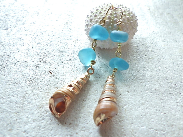 Sea glass & Seashells   �ԥ���14kgf/������