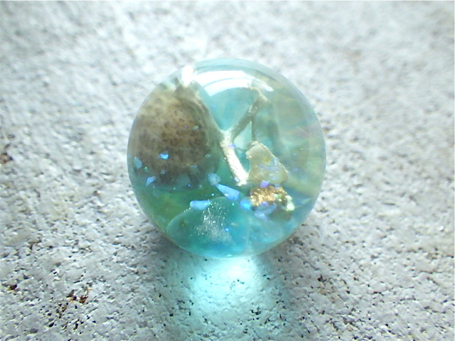 Seascapes Necklace/Ring  a