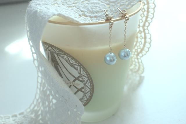 aqua blue pierce