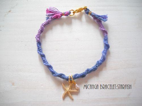 MICANGA BRACELET star fish