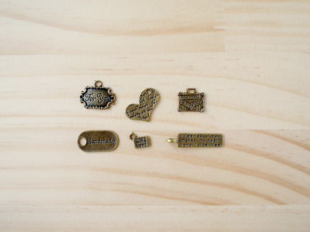 Vintage Charm set, Message / �ӥ�ơ������㡼�ࡢ��å�����
