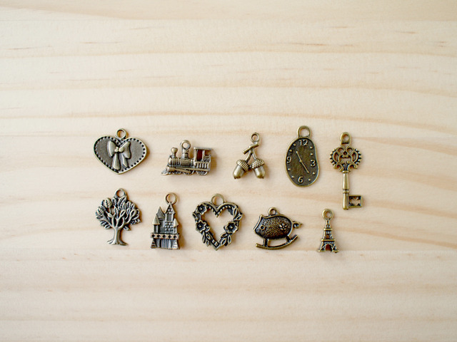 Vintage Charm set, mini mix/ �ӥ�ơ������㡼�ࡢ�ߥˡ��ߥå���
