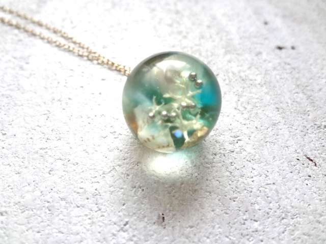 Seascape Necklace VV