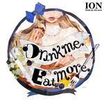 【音楽CD】Drink me,Eat more/ION(sky color notes)