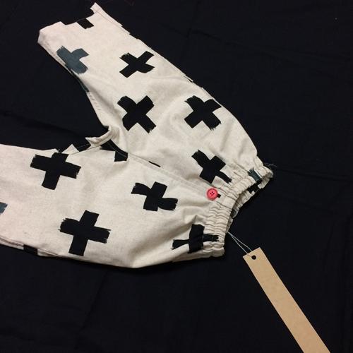 kids��cross ��sarouel pants����100-110