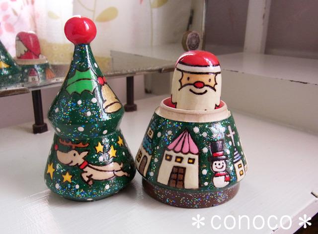 Aタイプ☆X'mas☆マトリョーシカ・クリスマスツリー*
