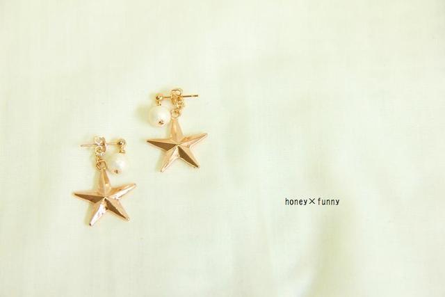 再販**pearl×star☆