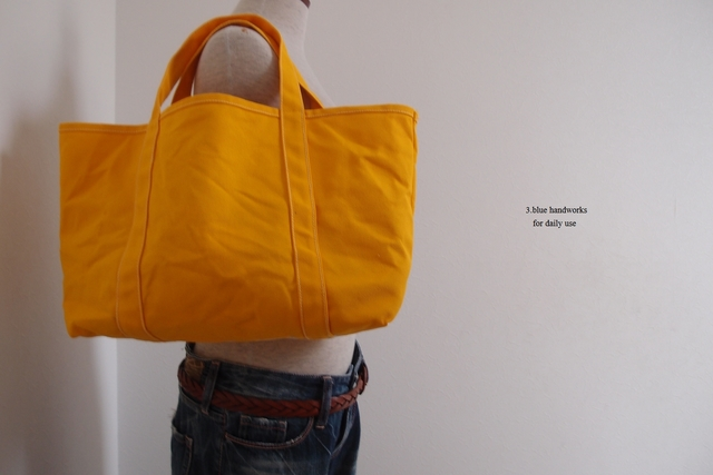YELLOW TOTE