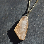 Fake mineral necklace ~crystal~