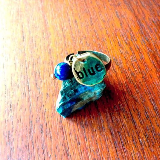 blueの指輪 【 再販 】
