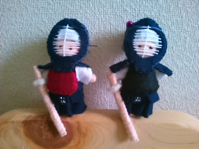 剣道っ子ちゃん(特注)