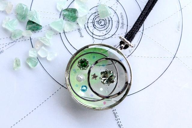遊星譜・緑
