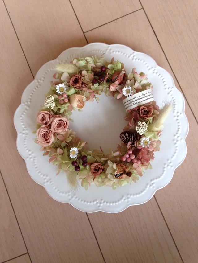 茜空wreath
