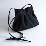 【受注制作】POTTERI BAG (KURO)帆布