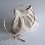 【受注制作】POTTERI BAG [KINARI] 帆布