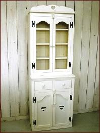食器棚W65ホワイト