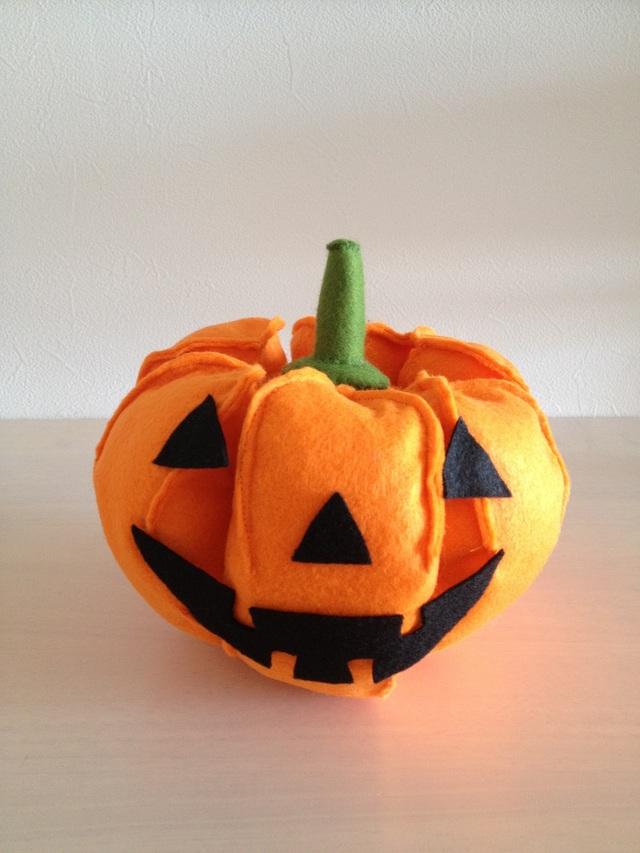かぼちゃのジャック(ジャンボ)