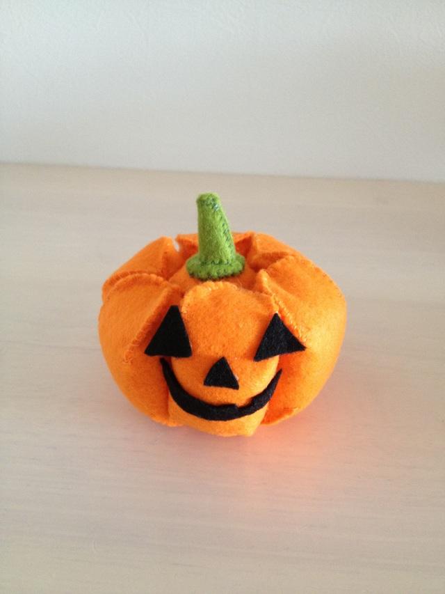 かぼちゃのジャック(ミニ)