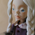 handmade doll  No.028
