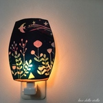 ** Night Lamp*「Luce di fiori 」 〜 花の光Ⅱ〜