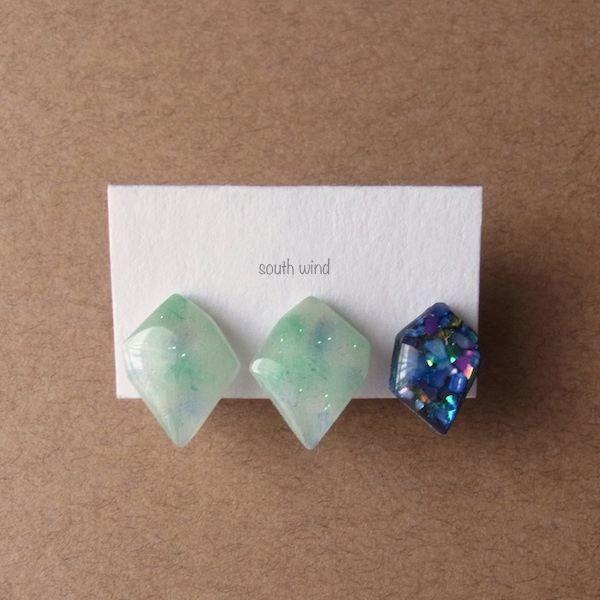 �ڿ岻��(Blue mix)�ۡ�Navy(Shell) ���䡼����
