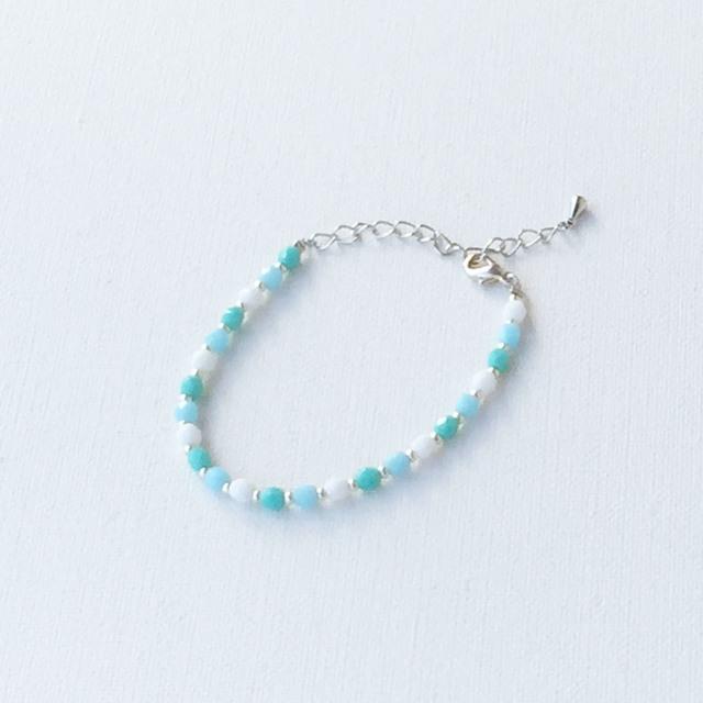 Aqua Bracelet �忧�Υ֥쥹��å�