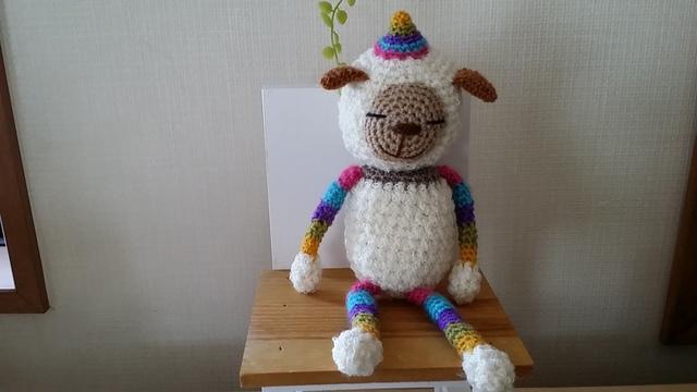 とんがり帽子∞のんびり羊∞