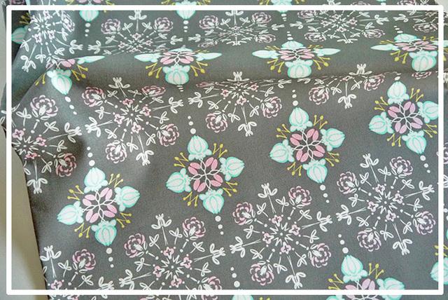 ��Ellie&M's fabric�� winter-flower ���åȥ�����