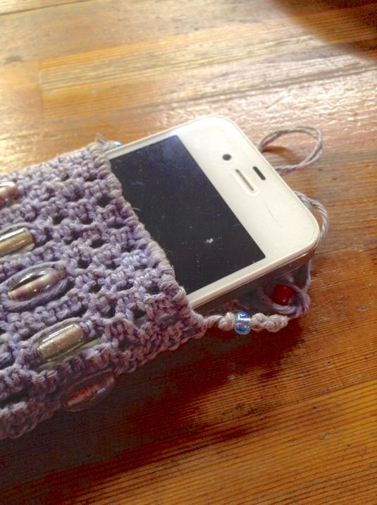 小物入れ iPhone など・・・