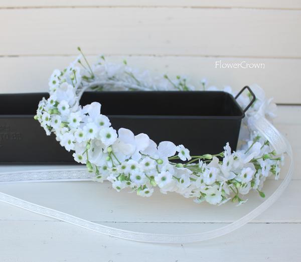 花かんむり +ホワイト+ #29#