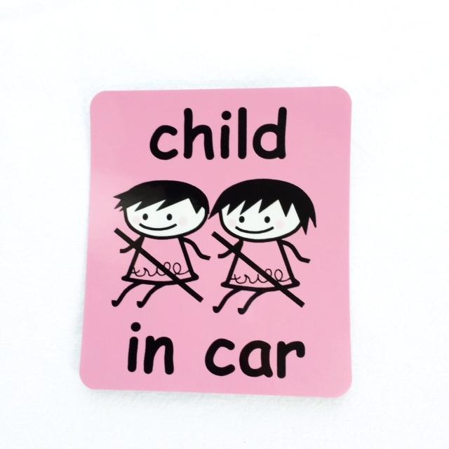 CHILDステッカー