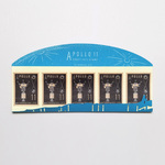 APOLLO 11 FOIL STAMP