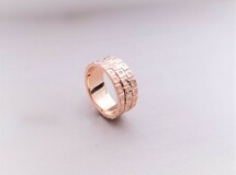 lastoricato silver ring~silevr,gold,pinkカラー変更可能~