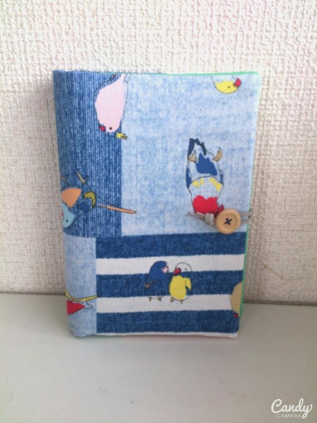色鳥どり通帳.母子手帳ケース