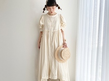 ◯ summer time china dress ◯ yuka haseyama