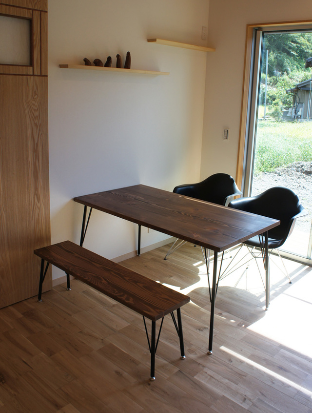 Lalix forest Table 12*75 (W)