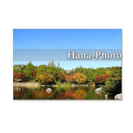 1171) 秋の風景 1   ポストカード5枚組