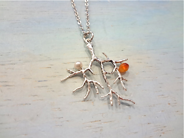 Coral Reef necklace II