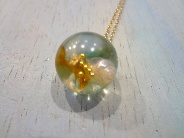 Seascape Necklace bbb